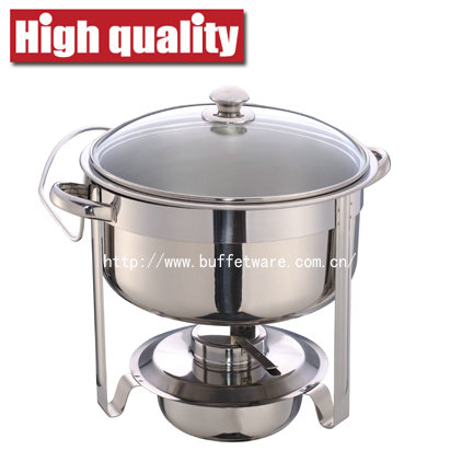 7.5L Round Economic Chafing Dish