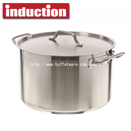 Vertical Commercial Stainless Steel Casserole