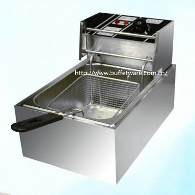 Single / Double Cylinder Electric Fryer