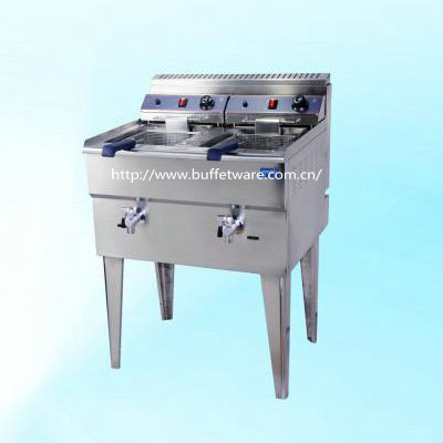 Commercial Stainless steel Gas Fryer