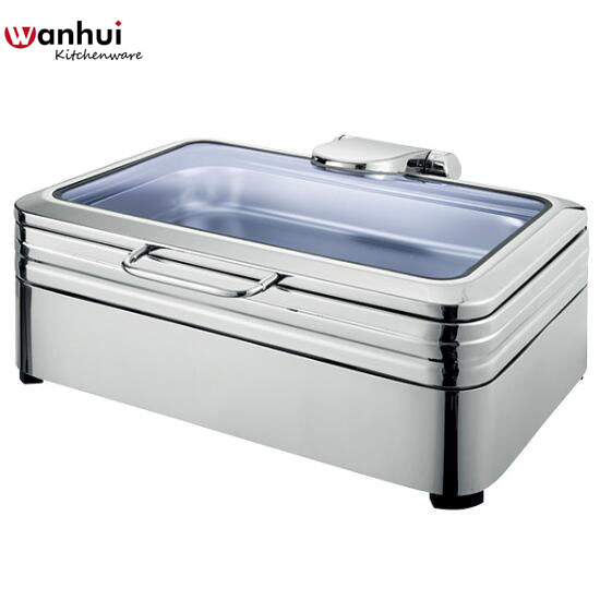 9.0L 1/1 Size Induction Chafing Dish