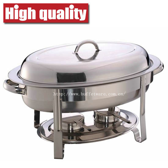 5.5L Oval Economic Chafing Dish
